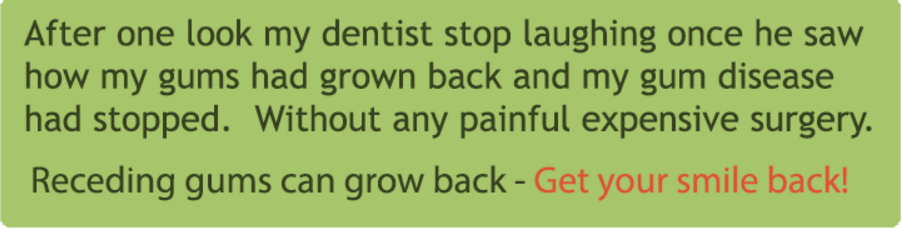 Treatment For Receding Gums And Loose Teeth